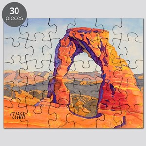 DelicateArch15x22AutoContUtah2000 Puzzle