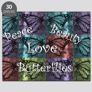 butterflyMommy2 Puzzle