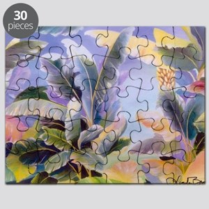 Banana Leaves Puzzle