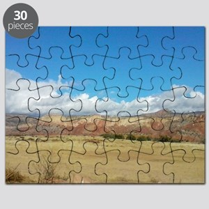 Ghost Ranch by AmyB Puzzle