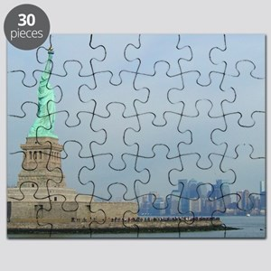 New York City Skyline Puzzle