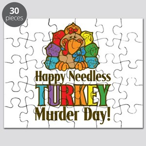 Happy Needless Turkey Murder Day! Puzzle