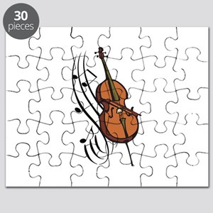 CELLO AND MUSIC Puzzle
