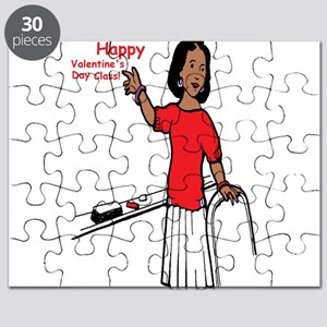 Happy Valentines Day Puzzle
