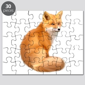 animals fox Puzzle