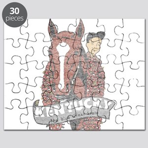 Vintage Kentucky Derby Puzzle