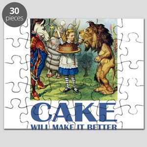 Alice cake will make it better Puzzle