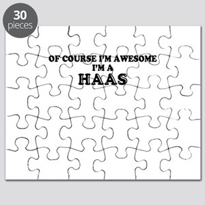 Of course I'm Awesome, Im HAAS Puzzle