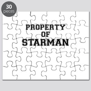 Property of STARMAN Puzzle