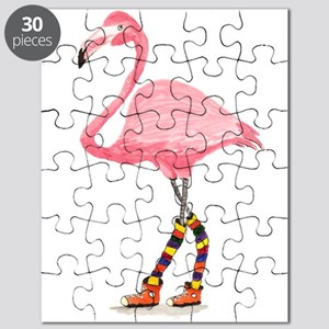 Styling Flamingo Puzzle