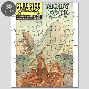 Moby Dick Puzzle