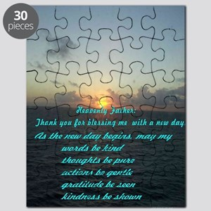 morning prayer Puzzle