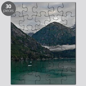 Tracey Arm Fjord Puzzle
