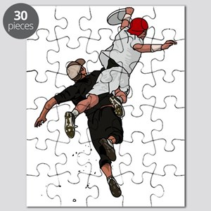Bid over Shoulder Puzzle