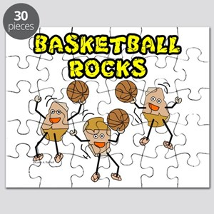 Basketball Rocks Puzzle