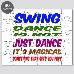 Swing dance is not just dance Puzzle