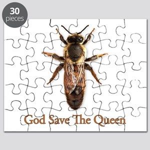 God Save the Queen (bee) Puzzle