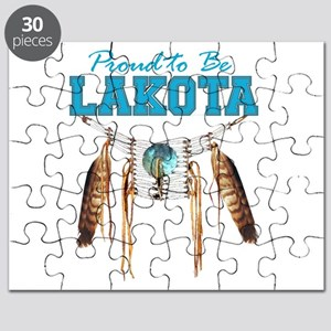 Proud to be Lakota Puzzle