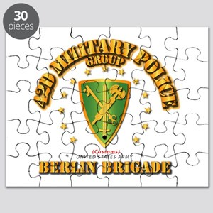 42d MP Group (Customs) - Berlin Bde Puzzle