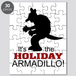 'Holiday Armadillo' Puzzle