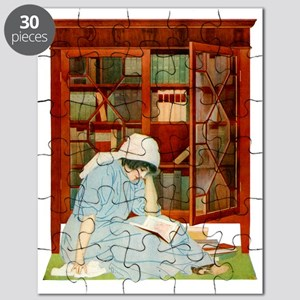 LOST HORIZONS by Coles Phillips Puzzle
