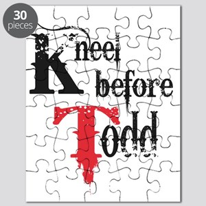 Kneel Before Todd 2 Puzzle