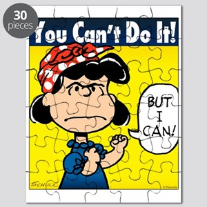 Lucy the Riveter Puzzle
