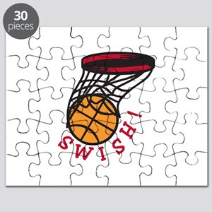 Basketball  Swish Puzzle