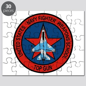 US Navy Fighter Weapons Schoo Puzzle