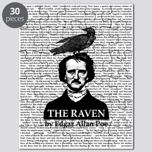 The Raven by Edgar Allan Poe Puzzle