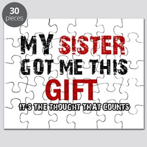 Cool Sister Designs Puzzle
