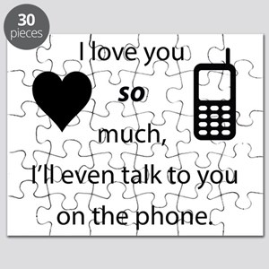 Introvert Love Puzzle
