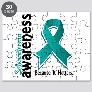 Scleroderma Awareness 5 Puzzle