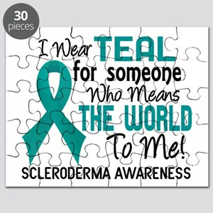 Scleroderma Means World To Me 2 Puzzle