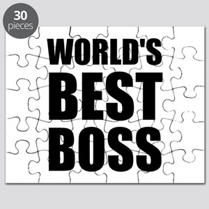 Worlds Best Boss 2 Puzzle