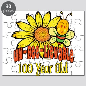 Un-Bee-Lievable 100th Puzzle