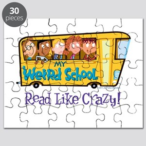 Read Like Crazy! Puzzle