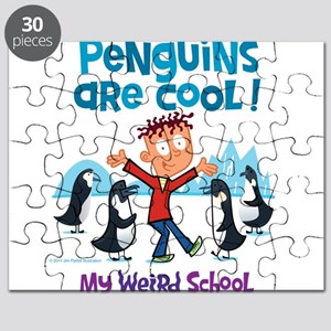 Penguins Are Cool! Puzzle