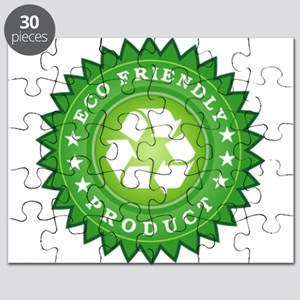 ECO Friendly Product Puzzle