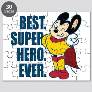 Best. Super Hero. Ever. Puzzle