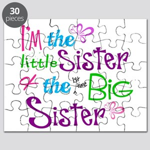 Im a littl and big sister Puzzle