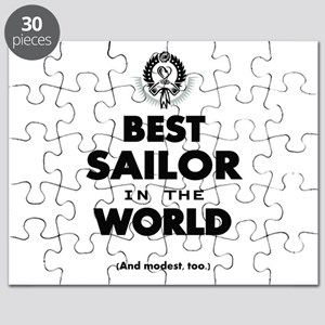 The Best in the World Best Sailor Puzzle