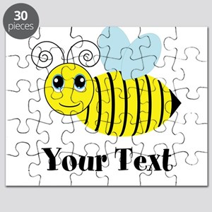 Personalizable Honey Bee Puzzle