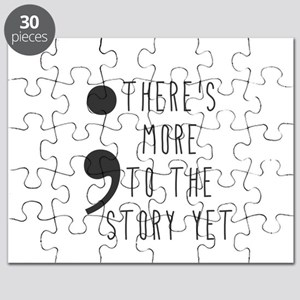 Semicolon- More to the Story Puzzle