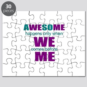 inspirational leadership Puzzle