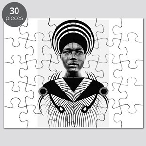Dark homonyms african art Puzzle