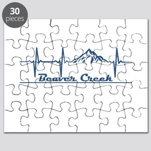 Beaver Creek Resort - Beaver Creek - Colo Puzzle