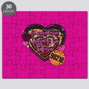 90210 Be in Love Puzzle