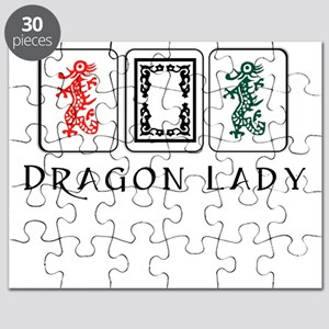 dragon lady Puzzle