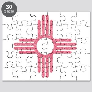 New Mexico State Flag Puzzle